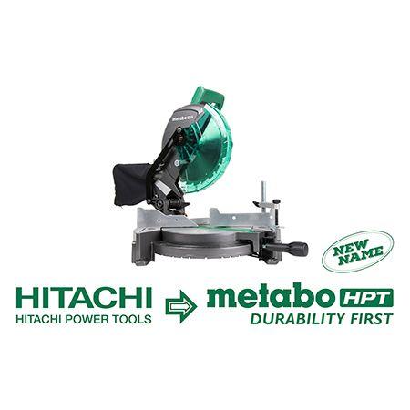 """Hitachi Metabo Hitachi Metabo-HPT 10"""" Miter Saw 15 Amp C10FCGSM Renewed A - $60 + Shipping"""