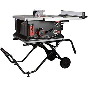 Amazon: SawStop JSS-MCA Jobsite Saw with Mobile Cart $1256.11+FS
