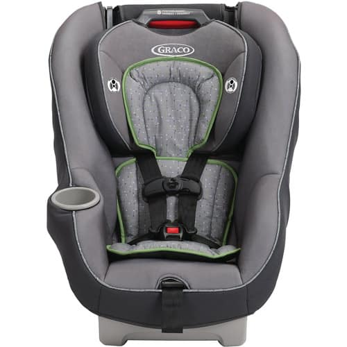 Graco Contender 65 Convertible Car Seat, Black Carbon $99.99