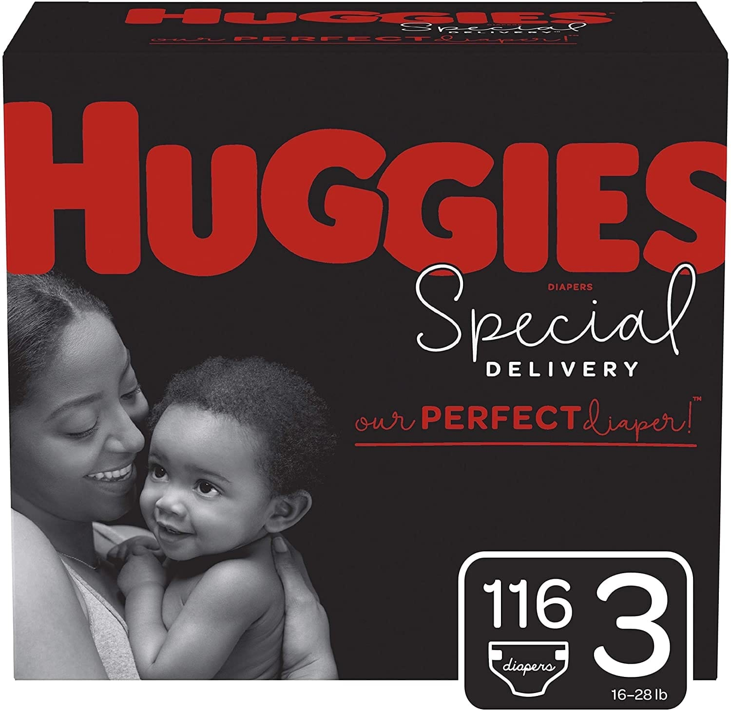 Huggies Special Delivery Extra $6 or $4 on top of S&S