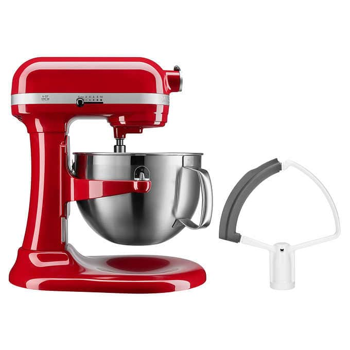 KitchenAid Professional Series 6 Quart Bowl Lift Stand Mixer w/ Flex Edge @ Costco - $249.99