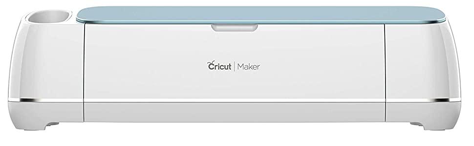 Cricut Maker Machine (blue, champagne) $299 + Free Shipping