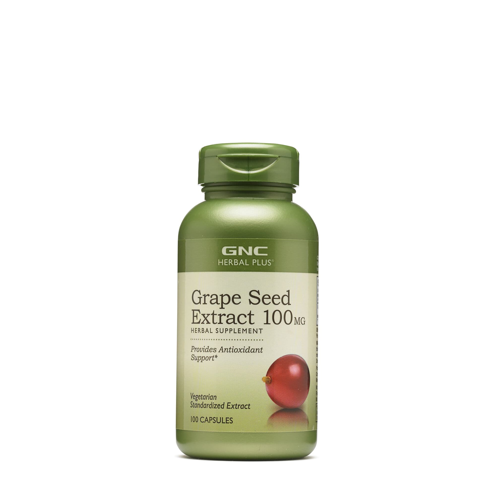 100-Mg GNC Herbal Plus Grape Seed Extract $2.69, 100-Count GNC Herbal Plus Vitamin C Plus Echinacea $3.62, More w/ S&S + SD Cashback + F/S
