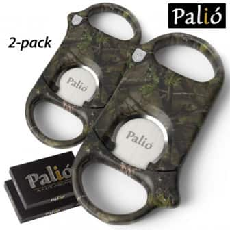 2-pack Palio Surgical Steel Camo Cutter $18 + Free Shipping