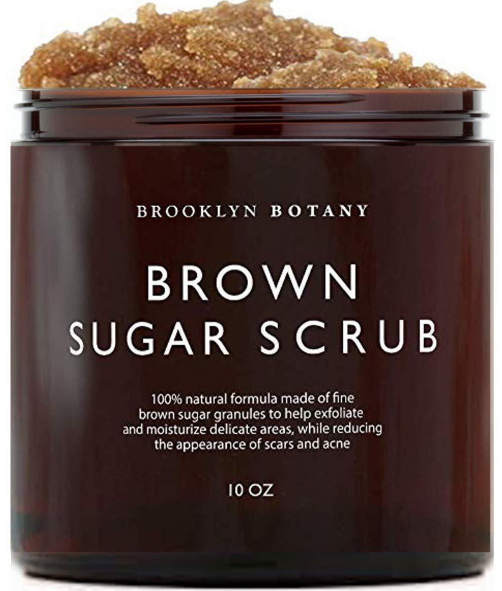 10-Oz Brooklyn Botany Brown Sugar Scrub $9.50 w/ S&S + Free Shipping w/ Prime or on $25+