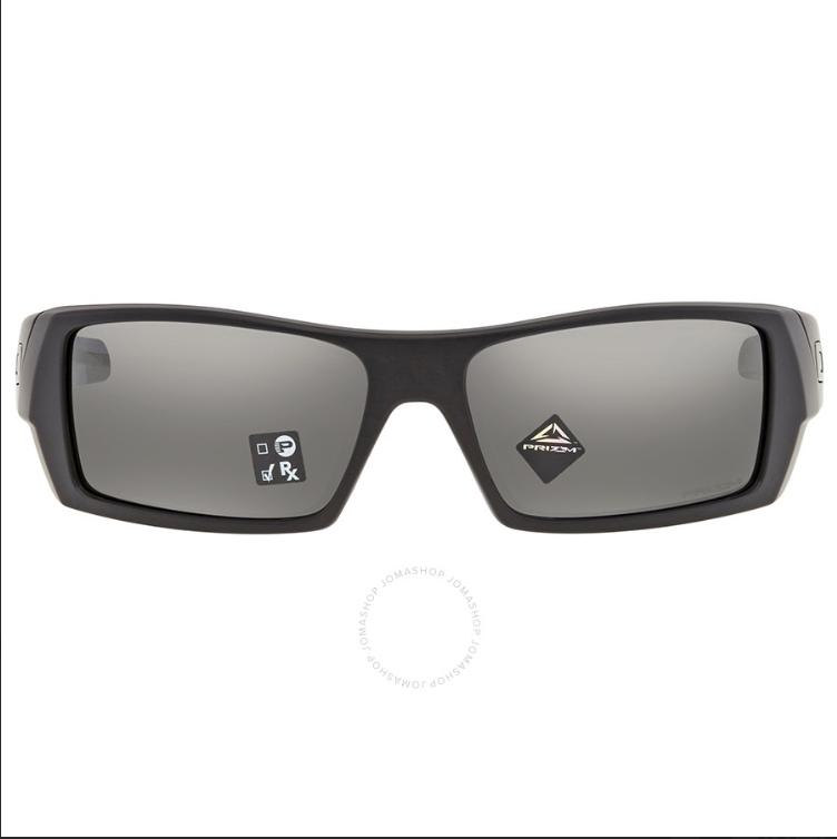 Oakley Gascan 60-mm Sunglasses w/ Prizm Lens $76, Oakley 56-mm Asian Fit Sunglasses Prizm Lens $70 + Free Shipping