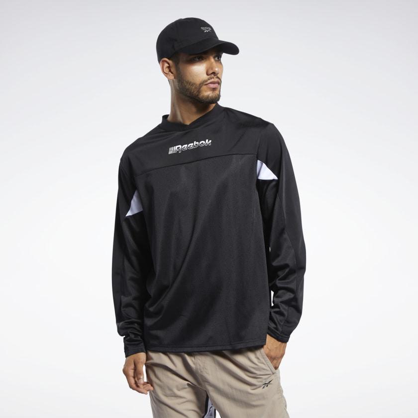 Reebok Apparel: Men's Meet You There Jersey $12, Women's Meet You Crew Sweatshirt $16, More + Free Shipping