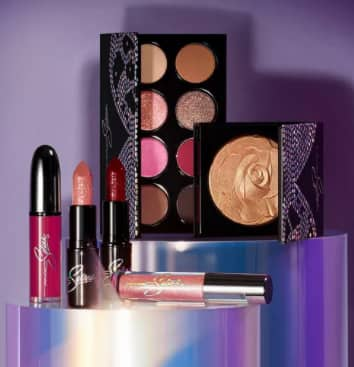 MAC Selena La Reina Collection: Lipgloss (3 colors) $11.10, Lipstick (4 colors) $12, Eye Shadow Palette $21, More + Free Ship to Store or F/S on S25+