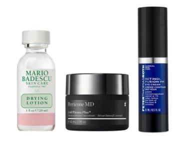 Macy's Beauty 10 Days of Glam: 1-Oz Mario Badescu Drying Lotion $8.50, 0.5-Oz Peter Thomas Roth Retinol Fusion PM EyeCream $27.50 & More + Free Shipping