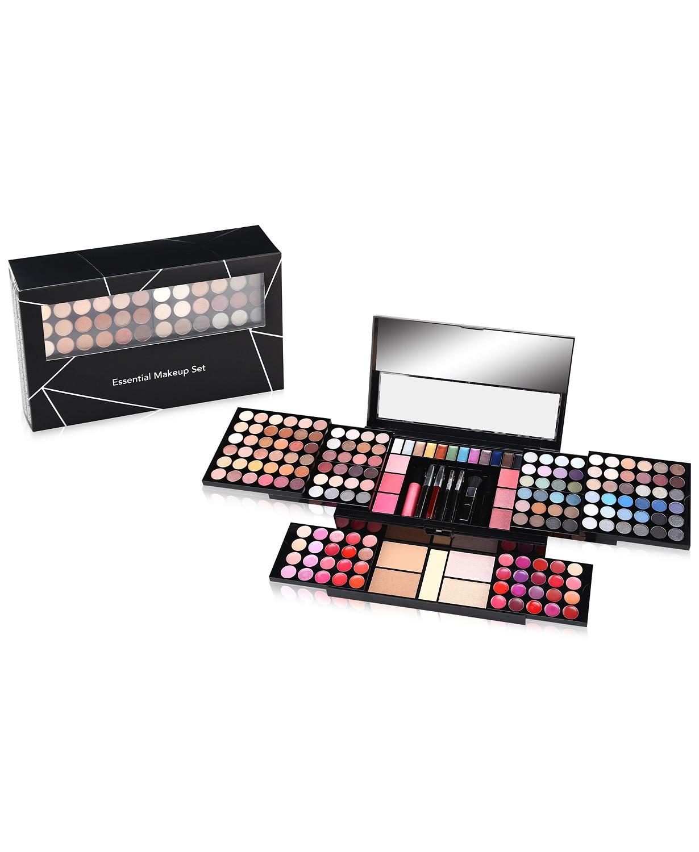 Macys Essential Makeup Set $24.50, Macys Eyeshadow Palette (21 shades) $10 & More + Free Store Pickup at Macy's or FS on $25