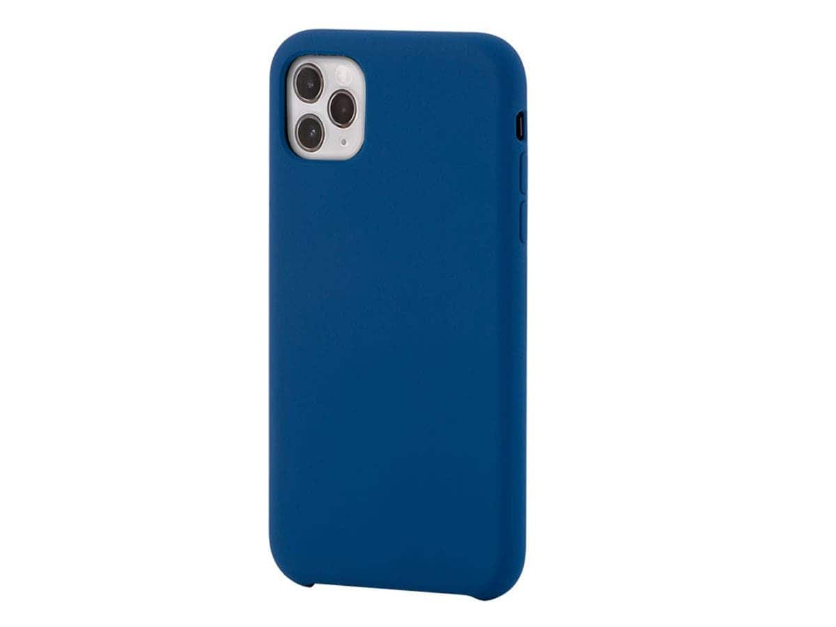FORM by Monoprice iPhone 11 Pro 5.8 Soft Touch Case (blue) $2.60 + Free Shipping