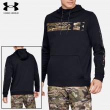 Under Armour Men's Hunt Fleece Hoodie (black, maverick brown) $34.16 + Free Shipping