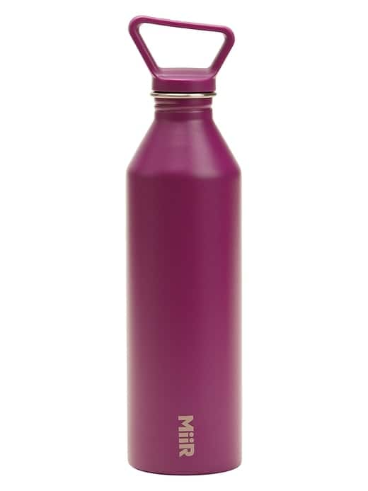 Athleta Sale: 27-Oz MiiR Stainless Steel Bottle (various) $7.70, Hiit It Mesh Plus Capri (various) $20.98, Lightweight Run Cap (warm static) $10.48 & More + F/S on $50+