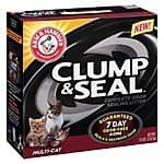 Arm and Hammer Clump & Seal Cat Litter 19 lbs 2 x $9.99 + $5 GC @Target (store pickup only) - YMMV