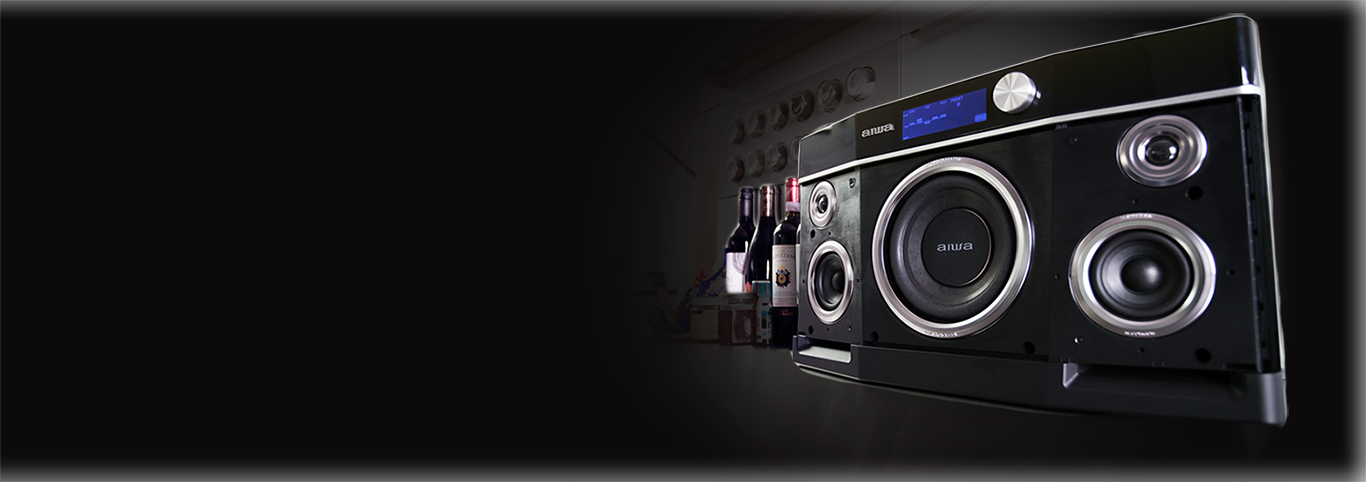 Best Bluetooth Party Portable Speaker - Aiwa Exos-9 $279.99