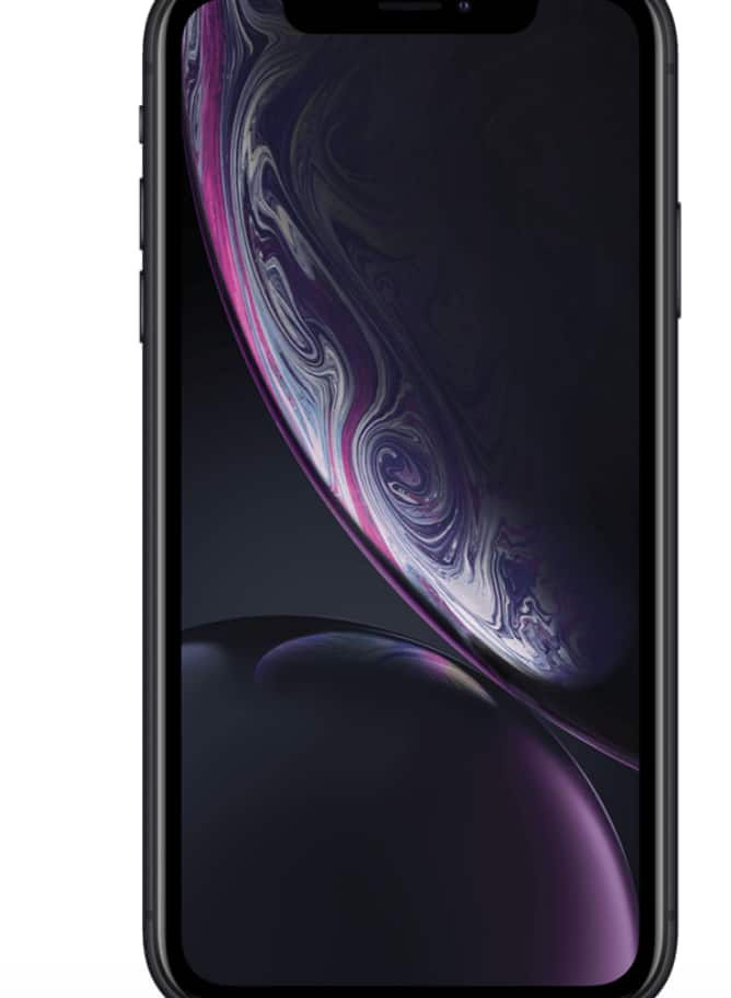 64GB iPhone XR LEASE for $0/mo. with trade in at Sprint