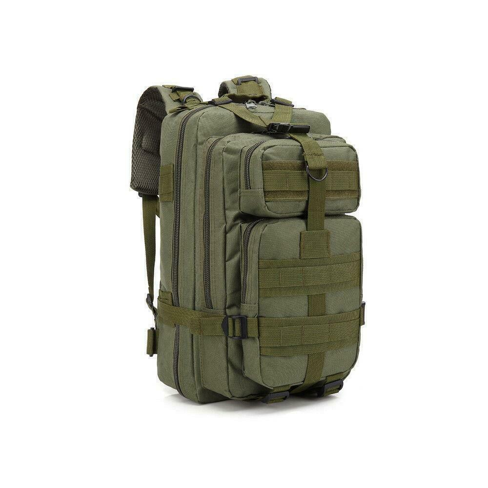 30L Outdoor Neutral Adjustable Military Tactic Backpack Rucksacks Hiking Travel ONLY $15.49+FREE SHIPPING!!!
