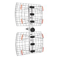 Newegg Deal: Antennas Direct DB4E Extended Range Multi-Directional Bowtie UHF Antenna 65+ Miles $55