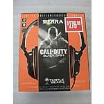 Turtle Beach Ear Force Sierra Limited Headset XBOX 360 Sony PS3 NEW $55 Free Shipping