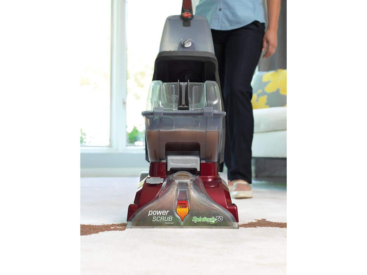 Hoover carpet and steam cleaners sale up to 55% off