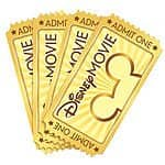 Disney Movie Rewards - $10 Movie Certificate for 600 Points / $5 Concessions Certificate for 300 Points - Available Again