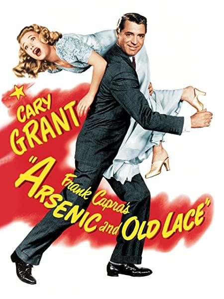 Arsenic & Old Lace - Amazon Prime - $6.99