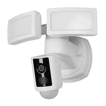 Flood Light with Smart Camera $99.99 at Costco