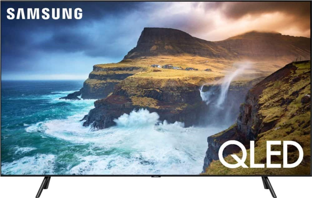 """Samsung - 82"""" Class - LED - Q70 Series - 2160p - Smart - 4K UHD TV with HDR $2499.99"""