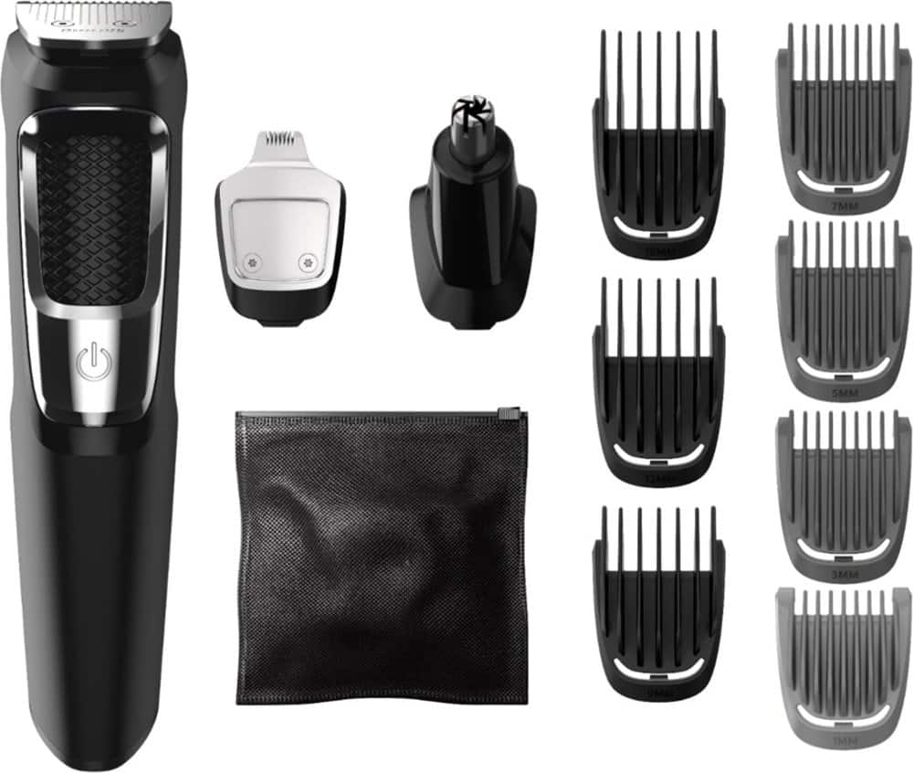 Philips Norelco - Multigroom 3000 Hair Trimmer - Black $13.99 Free store pickup