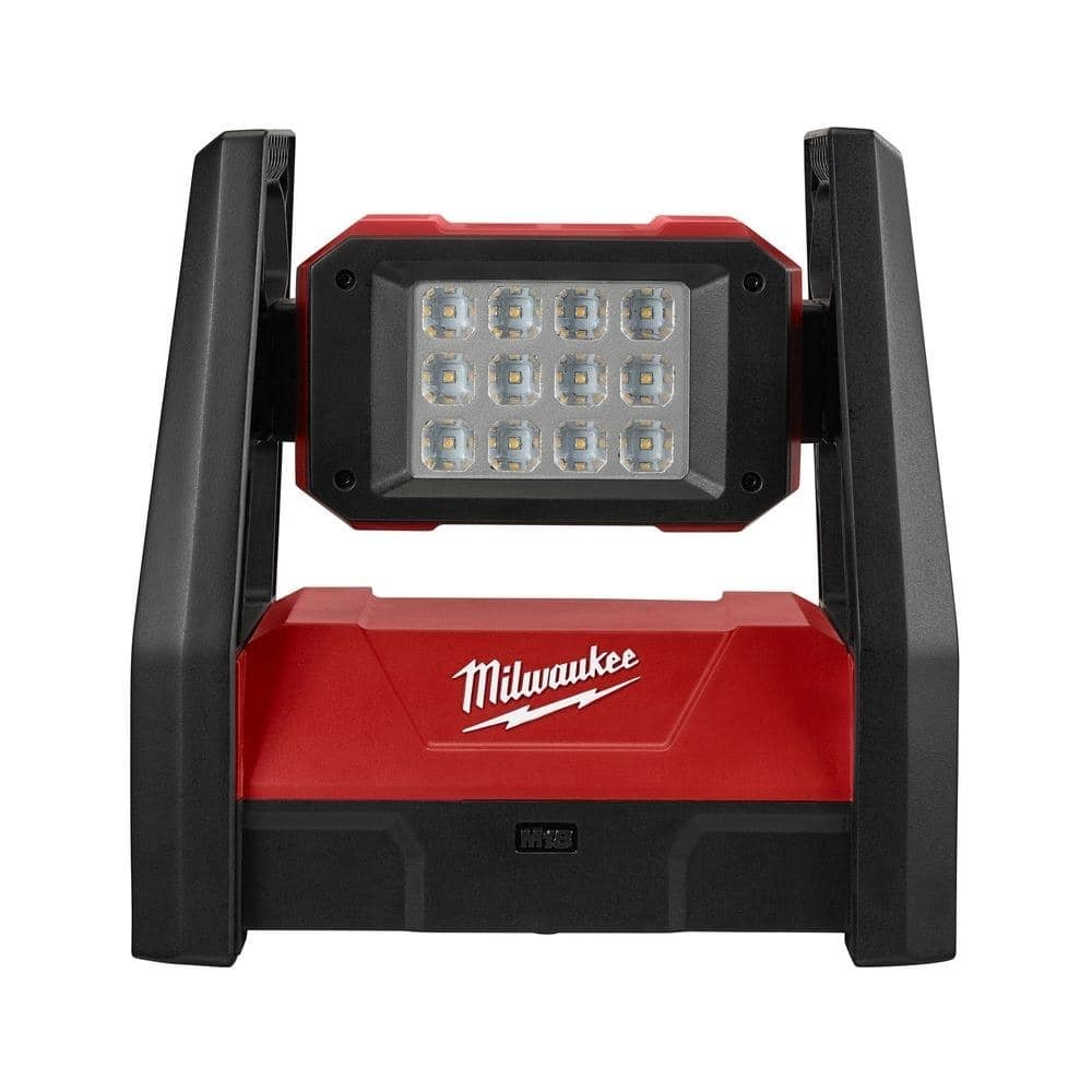 $99 - Milwaukee M18 18-Volt Lithium-Ion Cordless 3000-Lumen ROVER LED AC/DC Flood Light (Tool-Only)-2360-20
