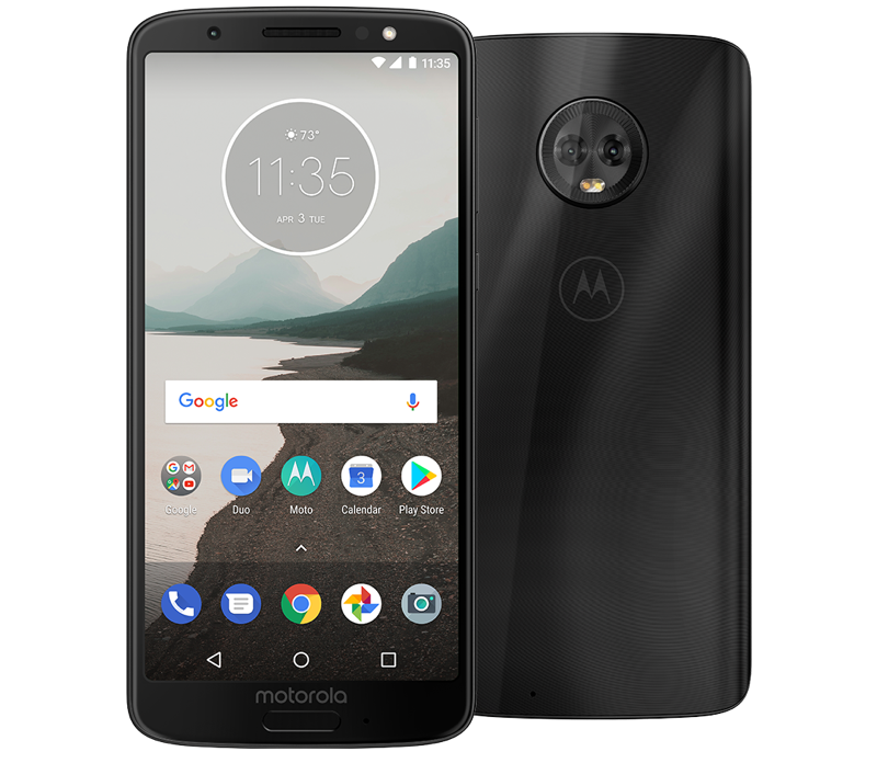 Moto G6 - $199 from Project Fi