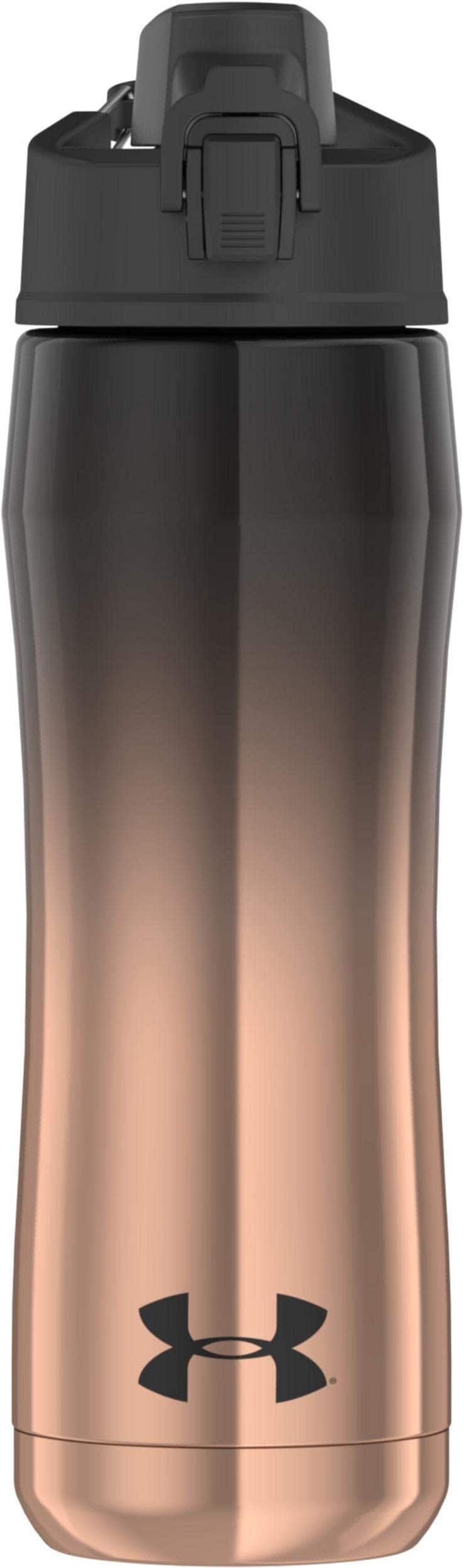 Under Armour Chrome 18 Ounce Stainless Steel Water Bottle $4.99