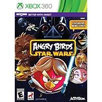 Amazon Deal: Amazon.com-Angry Birds Star Wars - Xbox 360-$7.19