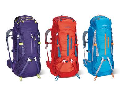 Adventuridge 74L Hiking Backpack | Aldi B&M | $25
