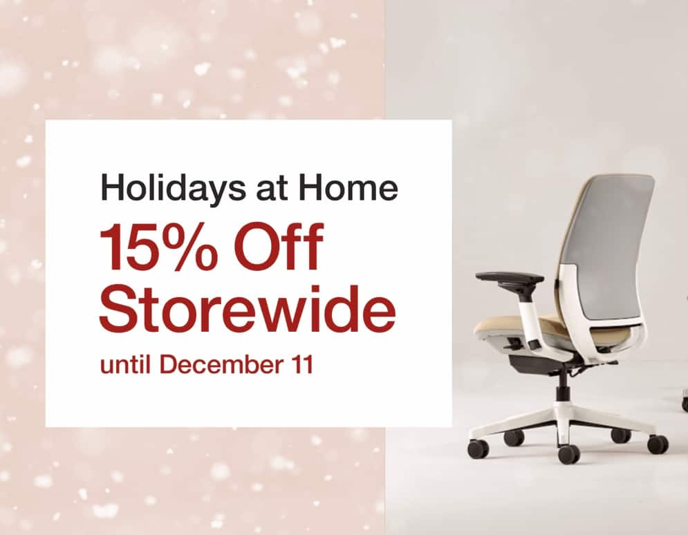 Steelcase Store 15% Off Sitewide
