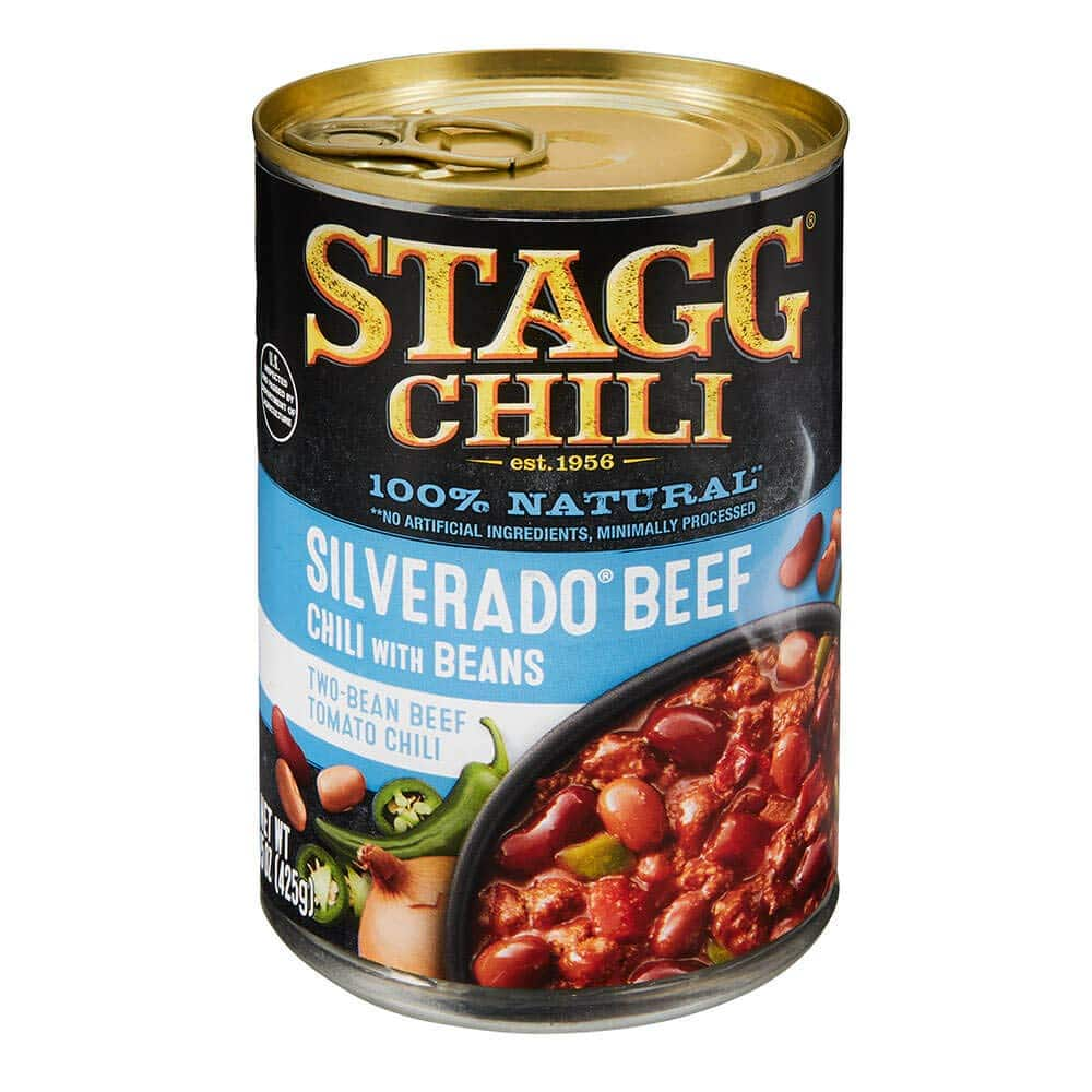 Stagg Chili Silverado Beef (pack of 12) $10.14 w/ Subscribe & Save