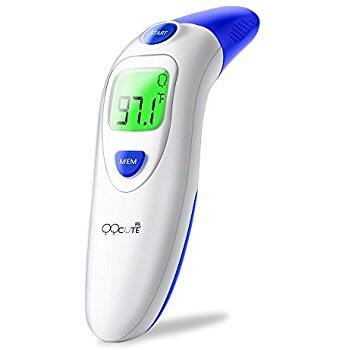 Digital Infrared Baby Forehead Thermometer  $9.99 AC