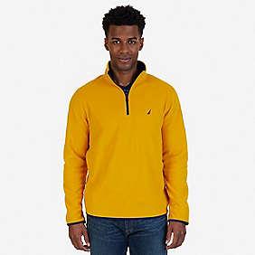 Nautica.com has Nautex 1/4 Zip Fleece Pullover for $19.99. Shipping is free.