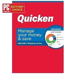 Quicken Deluxe DVD works for renewals Tested Staples $31.19