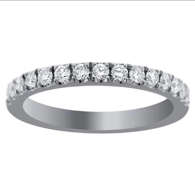 10% OFF on Vladdys Diamonds 14K Gold High Clarity Micro-pave Diamond Ring $599.99