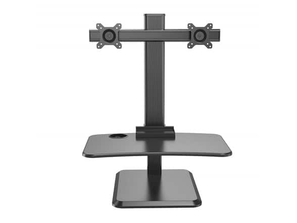 Halter Sit Stand Desk Converter $90 + Tax (Free shipping with Prime)