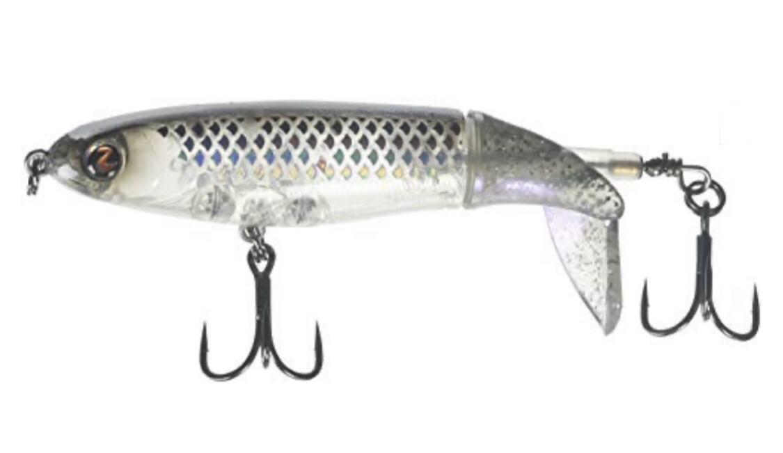 1/2 oz River2Sea Whopper Plopper Topwater Fishing Lure (Terminator)