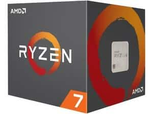 AMD Ryzen 7 2700X 8-Core 3.7 GHz (4.3 GHz Max Boost) $159.99 + Free Shipping
