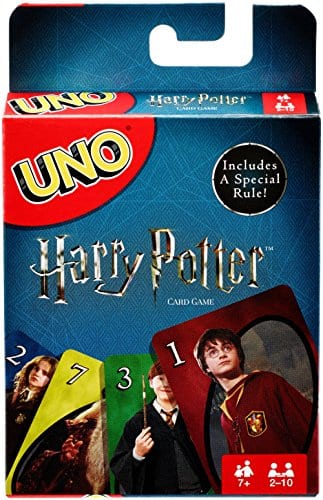 UNO: Harry Potter - Card Game $5.44