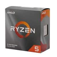 AMD Ryzen 5 3600 Matisse 3.6GHz 6-Core AM4 Boxed Processor with Wraith Stealth Cooler $160