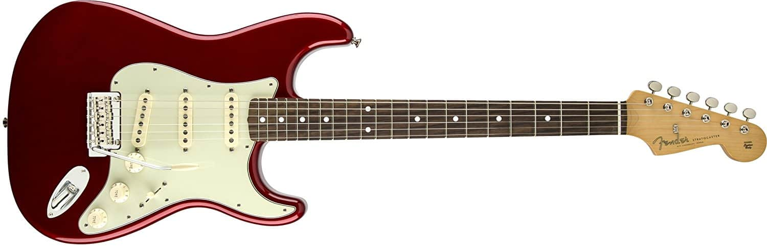 Fender MIM Classic Player '60s Stratocaster $561 (from $825), Amazon Prime Credit Card Only