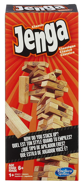 Jenga Classic Game $7.79