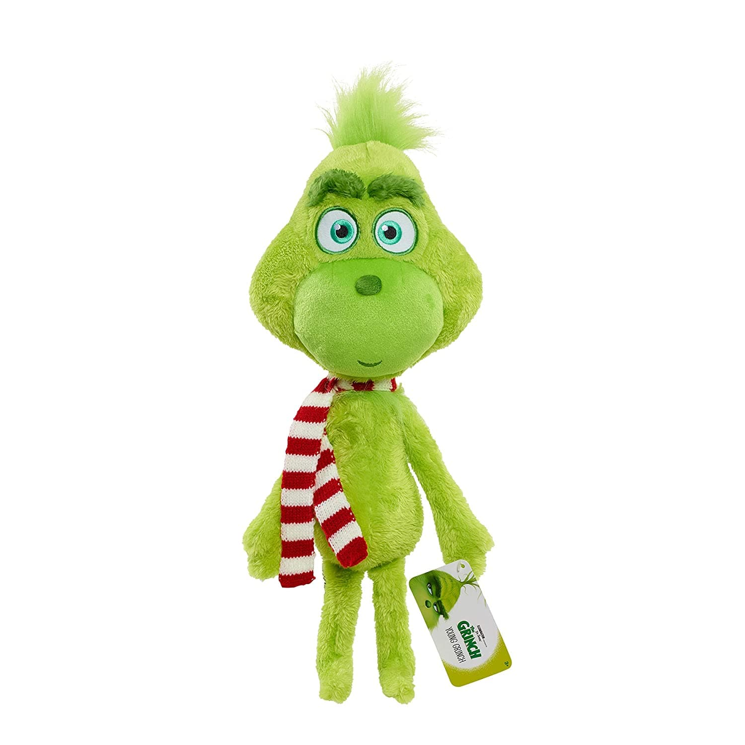 "Grinch Movie Young Grinch 15"" Plush $5.80"