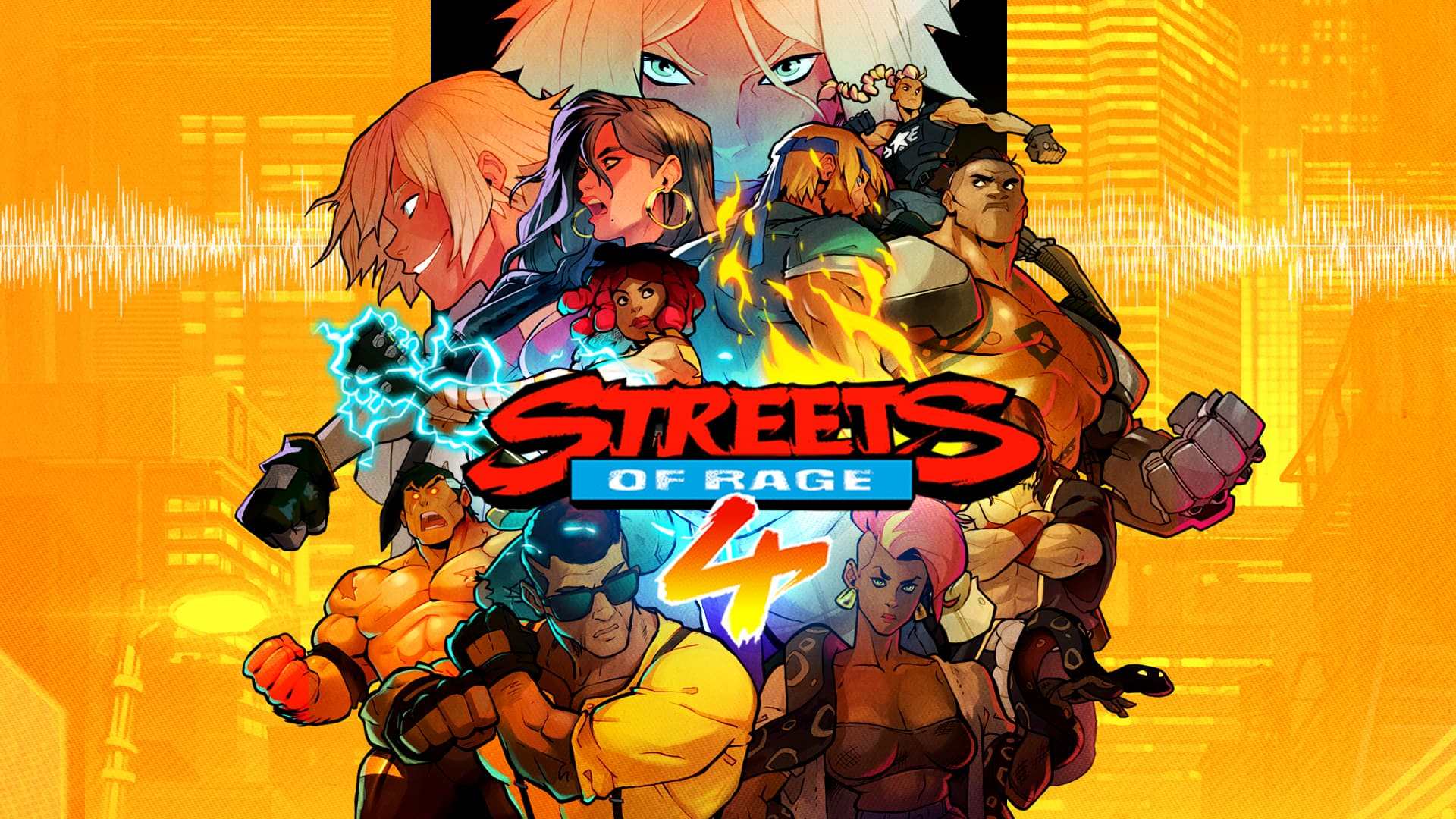 Streets of Rage 4 for Nintendo Switch - Nintendo Game Details $16.19