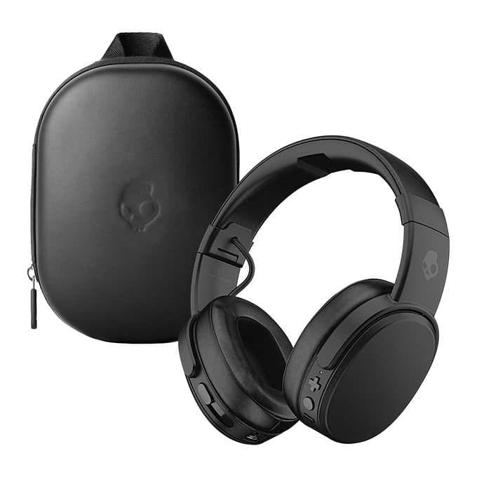 Skullcandy Crusher Wireless Bluetooth Headphones w/Case $69.99 @ Costco
